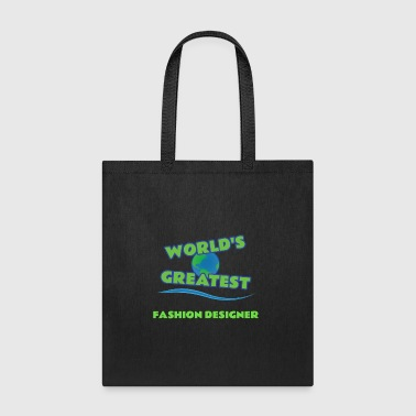 FASHION DESIGNER - Tote Bag