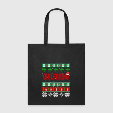Just Spend Christmas Day With My Girlfriend - Tote Bag