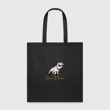 Pardon My French - Tote Bag