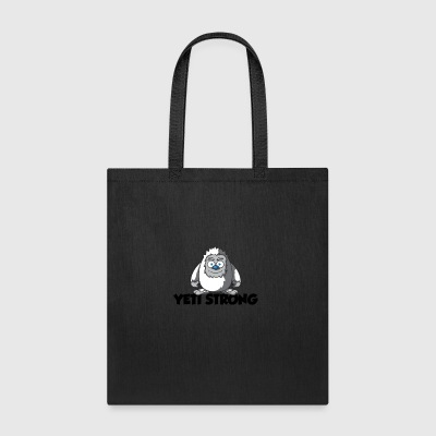 Yeti Strong - Tote Bag