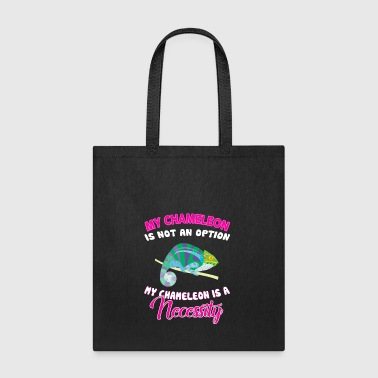 Chameleon Is A Necessity - Tote Bag