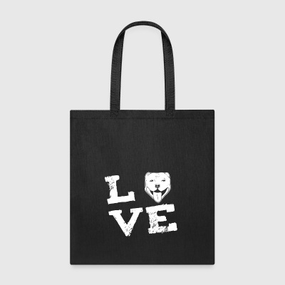 Amstaff Staffordshire Bullterrier Dog Race Love Gi - Tote Bag