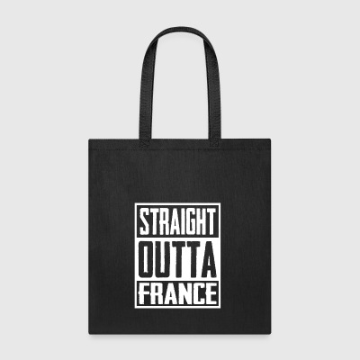 Straight Outta France - Tote Bag
