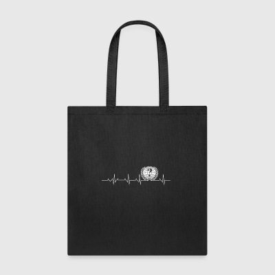 Anonymous Heartbeat - Tote Bag