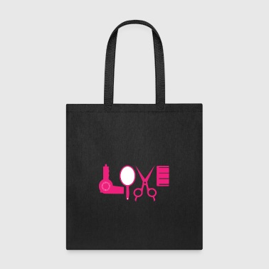 Hairstylist Love - Tote Bag