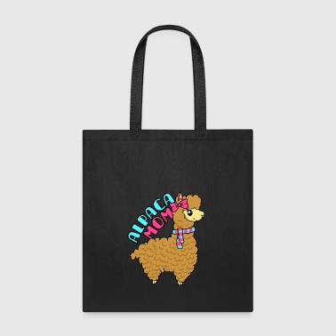 Alpaca Mom - Tote Bag