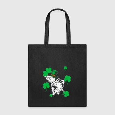 trout fishing St Patrick's Day Gift - Tote Bag