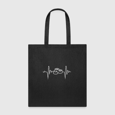 Japanese Food Heartbeat Gift - Tote Bag
