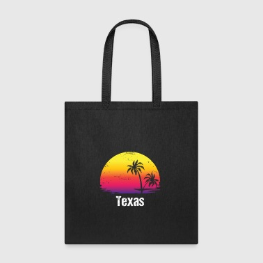 Summer Vacation Texas Shirts - Tote Bag