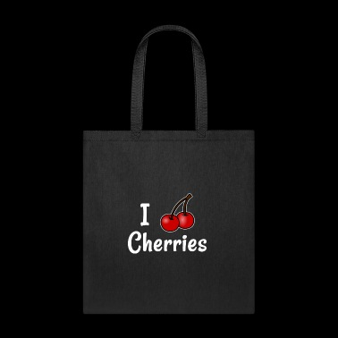 Cherry T-Shirt Gift - Tote Bag