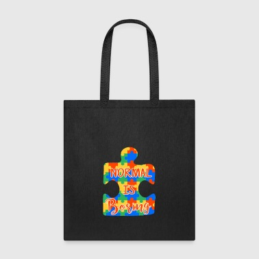 Autism Awareness Tee For Daughter/Son. - Tote Bag
