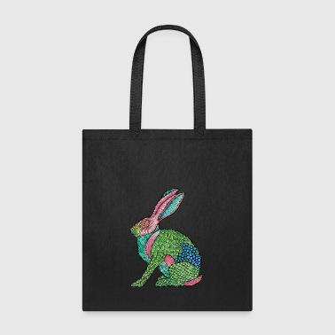 Forest Rabbit - Tote Bag