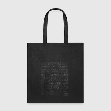 Text Picture - Tote Bag