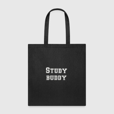 Study Buddy College Font Design - Tote Bag