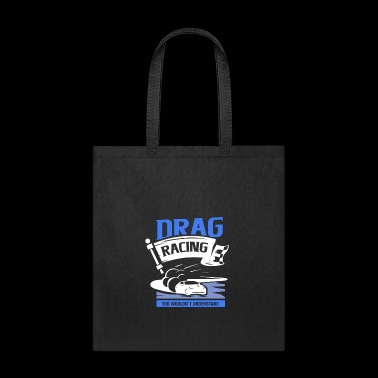 Cars with speed - Drag Racing - Tote Bag