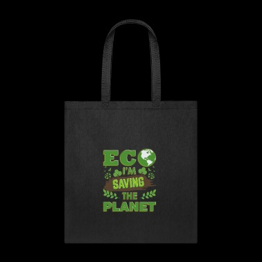 Earth Day Saving The Planet - Tote Bag