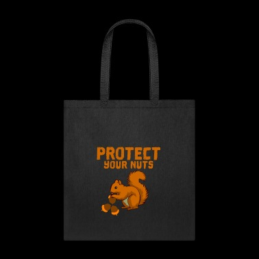 Protect your nuts - Tote Bag