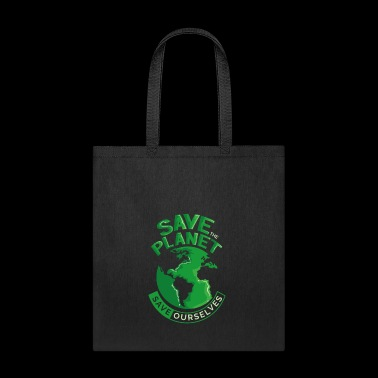 Earth Day Climate Change Save The Planet - Tote Bag