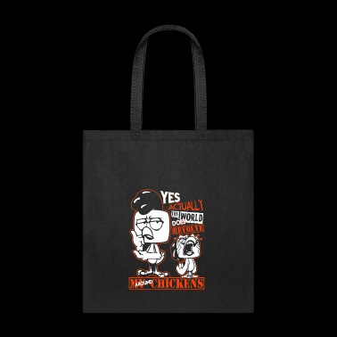 Chicken T Shirt, My Chicken T Shirt - Tote Bag