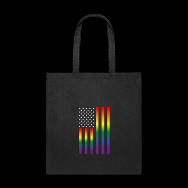 LGBT Gay Lesbian Pride Rights Support Tolerance - Tote Bag
