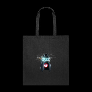 Mosquito Attracted To Electronic Insect Killer - Tote Bag