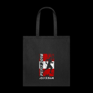 Peru 2018 Soccer World Cup in Russia - Tote Bag