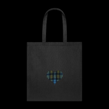 It s In My DNA for the Proud Scot heart Plaid Shir - Tote Bag