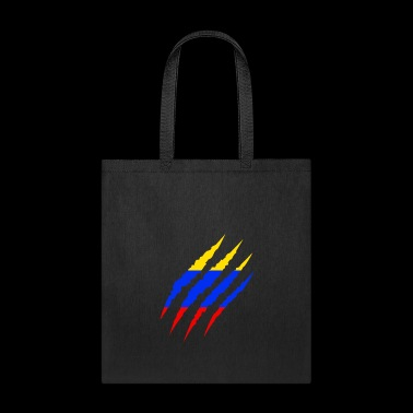Colombia - Colombian Flag Soccer Fan 2018 - Tote Bag