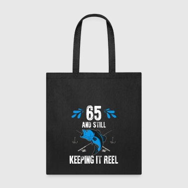 Keeping It Reel Fishing Birthday - Tote Bag