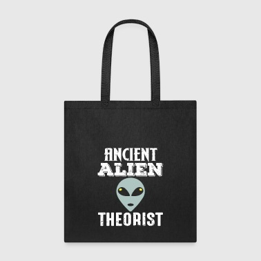 Ancient Alien Theorist - Tote Bag
