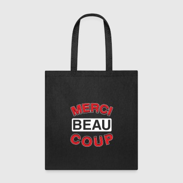 Merci Beaucoup Thank You Very Much French Language - Tote Bag