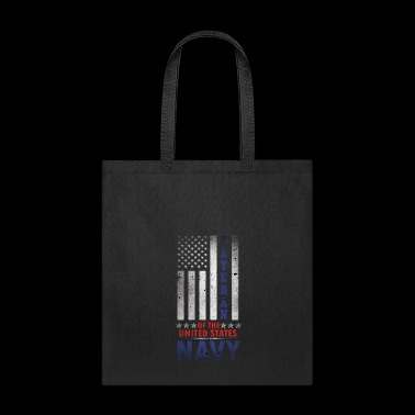 US Navy Veteran - Tote Bag