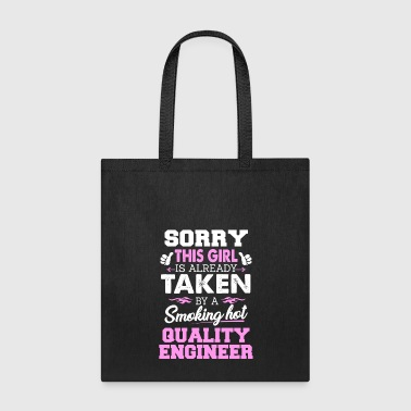 Quality Engineer Shirt Cool Gift for Girlfriend - Tote Bag
