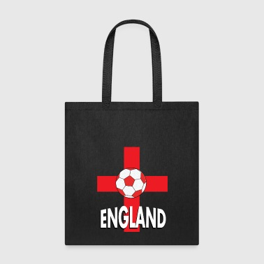 T-shirt Football Soccer England - Tote Bag