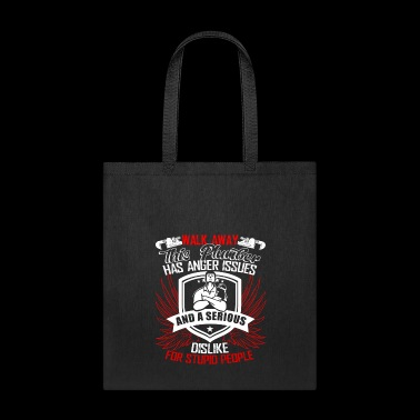 This Plumber Has Anger Issues T Shirt - Tote Bag