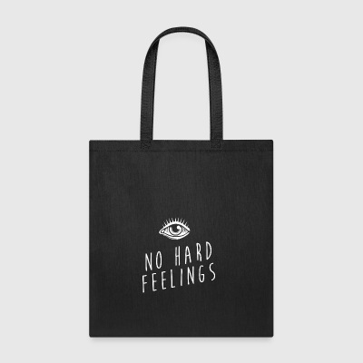 No Hard Feelings - Tote Bag