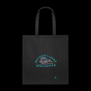 Hot Rock Lizard Beachwear - Tote Bag