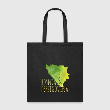 bosnia and herzegovina - Tote Bag