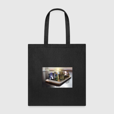 The city that never sleeps - Tote Bag