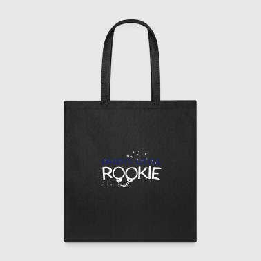 Police Kids T Shirt Daddys Little Rookie - Tote Bag