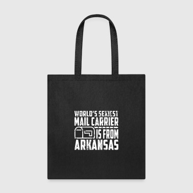 Sexy Mailman Gifts For Your Mail Carrier Arkansas - Tote Bag