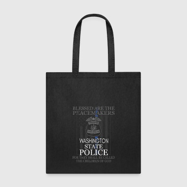 Washington State Police Washington Highway Patrol - Tote Bag
