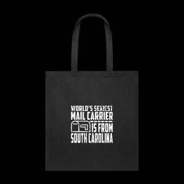 Mail Carrier Gear South Carolina Postal Carrier Gifts - Tote Bag