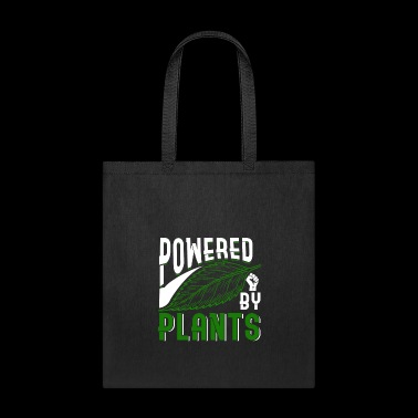 Powered By Plants - Tote Bag