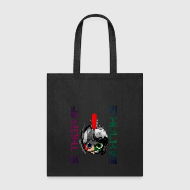 Thor vs Hulk - Tote Bag