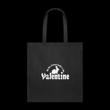My Anti Valentine Pet New Zealand Rabbit - Tote Bag