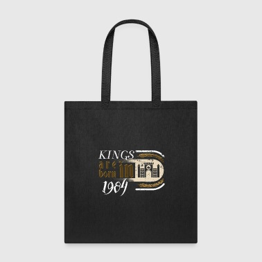 Gothic Birthday Kings Castle Born 1984 - Tote Bag