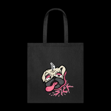 Sick - HeadDOGBBQ - Tote Bag