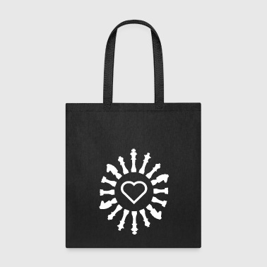 Chess, I Love It! - Tote Bag