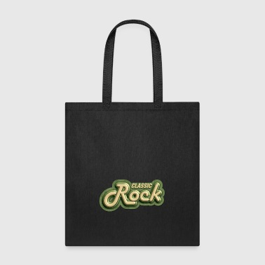 vintage classic rock - Tote Bag